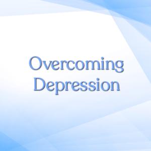 overcoming depression course