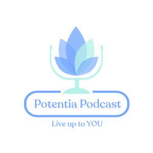 potentia podcast logo
